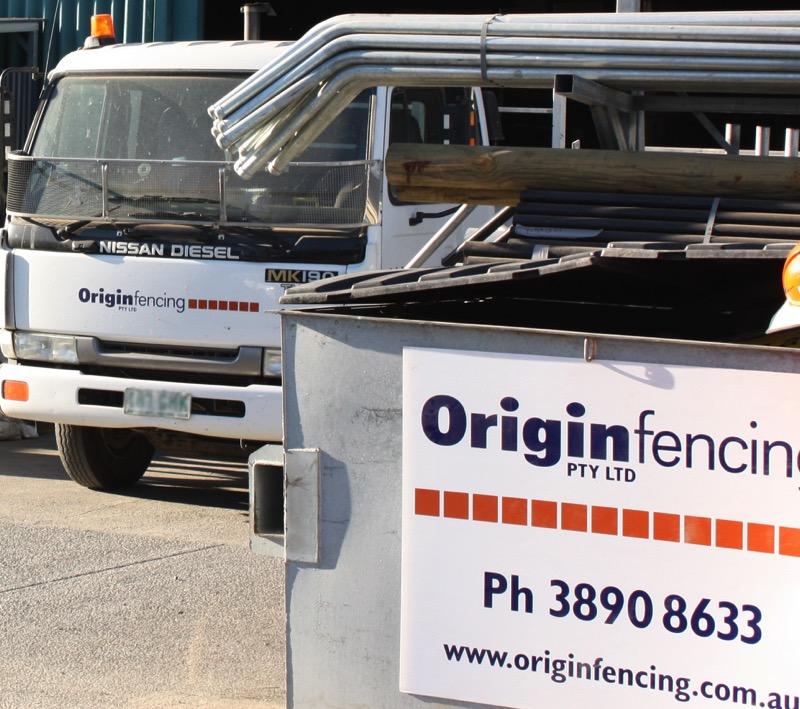 Origin-Fencing-Plant&Equipment